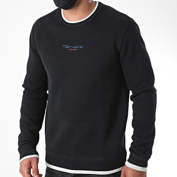 Teddy Smith - Sweat Crewneck Silife Noir