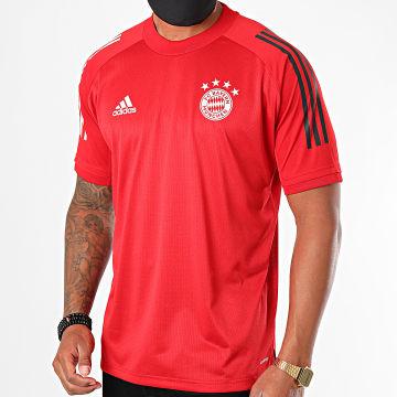 Adidas Performance - Tee Shirt De Sport FC Bayern München FR5368 Rouge