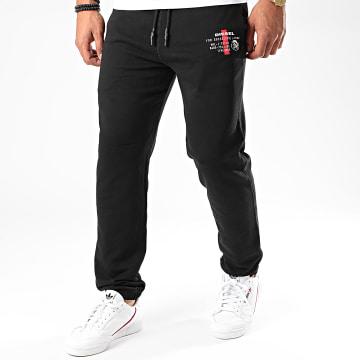 Diesel - Pantalon Jogging Peter 00ST1N-0AAZR Noir