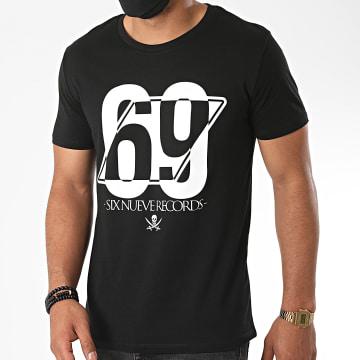 L'Allemand - Tee Shirt 69 Noir