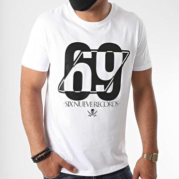 L'Allemand - Tee Shirt 69 Blanc