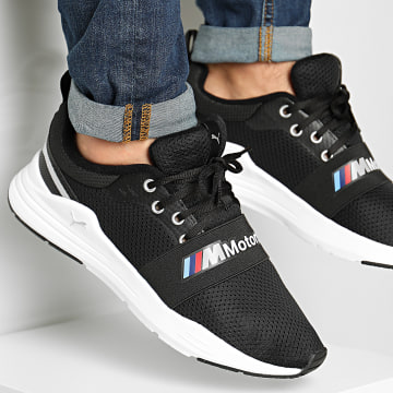 Puma - Baskets BMW M Motorsport Wired Run 306554 Puma Black