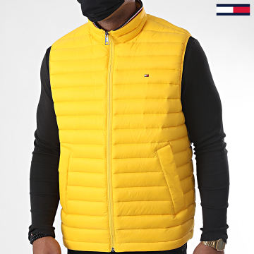 Tommy Hilfiger - Doudoune Sans Manches Packable Down 4607 Jaune
