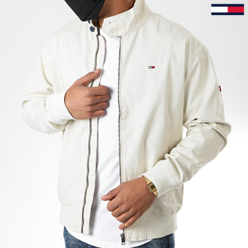 Tommy Jeans - Veste Cuffed Cotton 8424 Beige