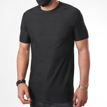 Uniplay - Tee Shirt UY498 Noir