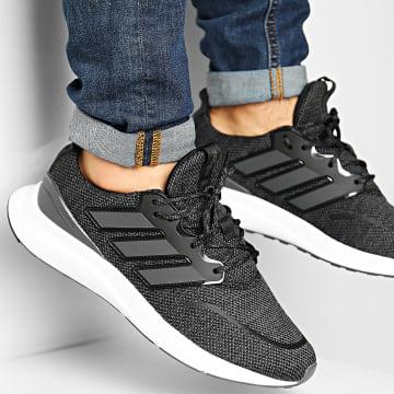 adidas - Baskets Energyfalcon EE9852 Core Black Grey SIx Footwear White