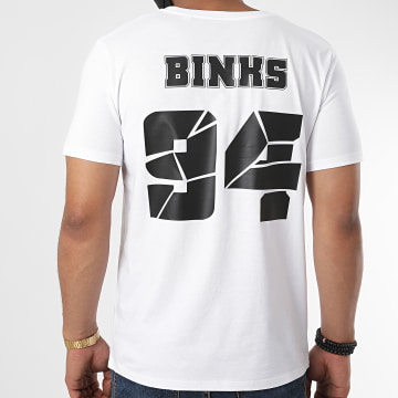 Binks - Tee Shirt 94 Blanc