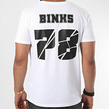 Binks - Tee Shirt 78 Blanc