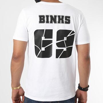 Binks - Tee Shirt 69 Blanc