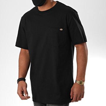Dickies - Tee Shirt Poche Porterdale Noir