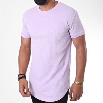 Frilivin - Tee Shirt Oversize 5423 Lila