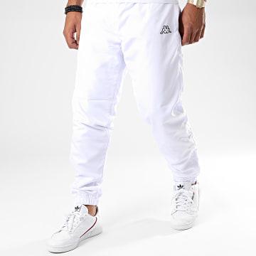 Kappa - Pantalon Jogging Krismano 304WRQ0 Blanc