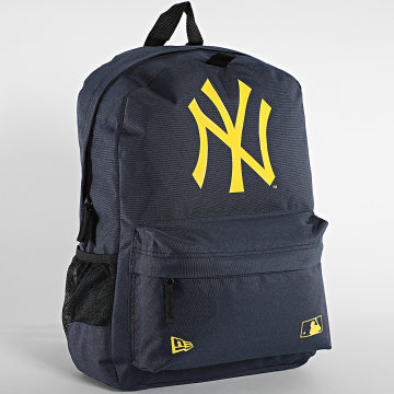 New Era - Sac A Dos MLB Stadium New York Yankees 12380989 Bleu Marine