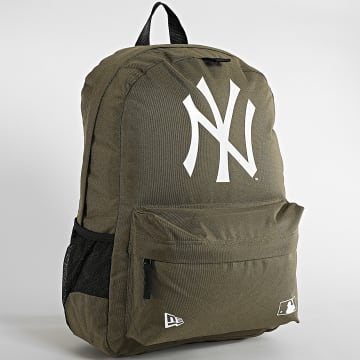 New Era - Sac A Dos MLB Stadium New York Yankees 12380991 Vert Kaki