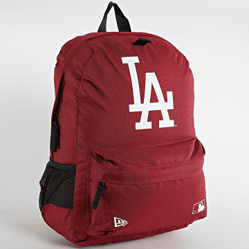 New Era - Sac A Dos MLB Stadium Los Angeles Dodgers 12380995 Bordeaux