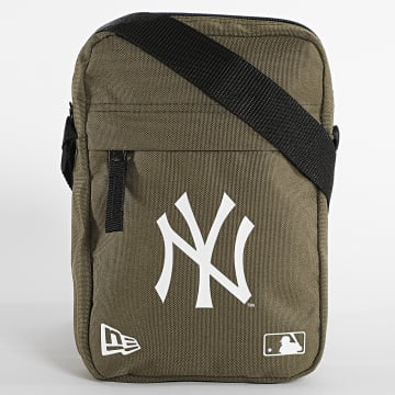 New Era - Sacoche Side Bag 12380998 New York Yankees Vert Kaki