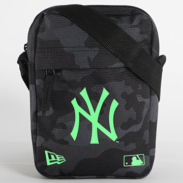 New Era - Sacoche Side Bag 12380999 New York Yankees Camo Noir