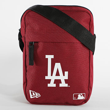 New Era - Sacoche Side Bag 12381002 Los Angeles Dodgers Bordeaux