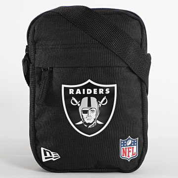 New Era - Sacoche Side Bag 12386712 Oakland Raiders Noir