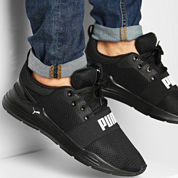Puma - Baskets Wired Run 373015 Noir