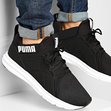 Puma - Baskets Enzo Edge Mesh 193710 Puma Black Puma White