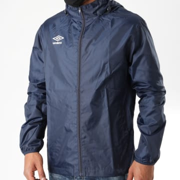 Umbro - Coupe-Vent Speed Rain 745440-60 Bleu Marine