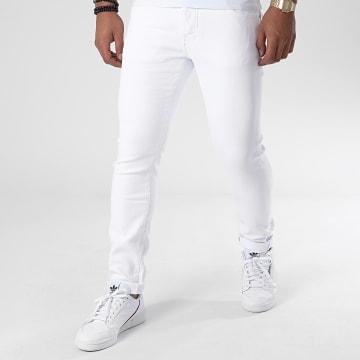 Classic Series - Jean 2011 Blanc