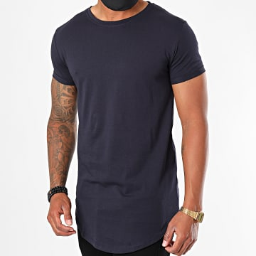 MTX - Tee Shirt Oversize Miami Bleu Marine