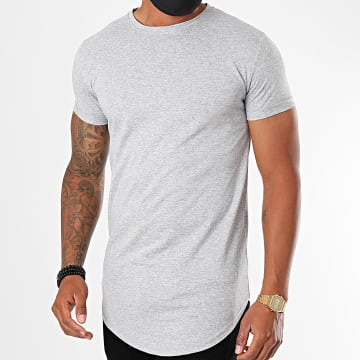 MTX - Tee Shirt Oversize Miami Gris Chiné