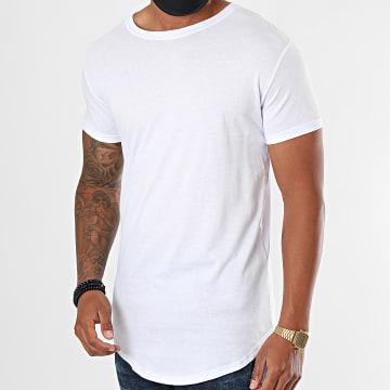 MTX - Tee Shirt Oversize Miami Blanc