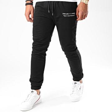 Project X - Pantalon Jogging 2040080 Noir