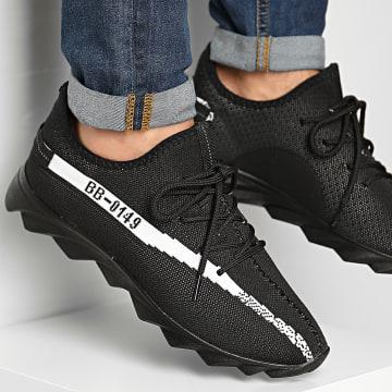 BB Salazar - Baskets Line Noir