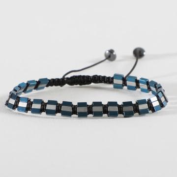 Classic Series - Bracelet BBN-243 Bleu Argenté