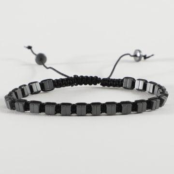 Classic Series - Bracelet BBN-250 Gris Foncé Noir