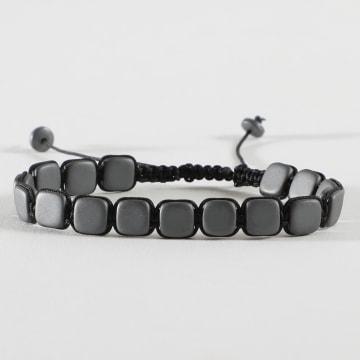 Classic Series - Bracelet BBN-252 Gris Noir