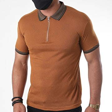 Classic Series - Polo Manches Courtes 2179 Camel