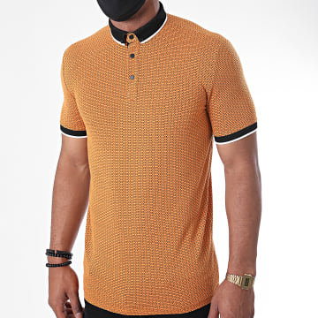 Classic Series - Polo Manches Courtes 2112 Orange