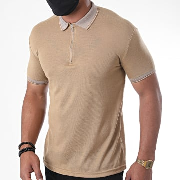 Classic Series - Polo Manches Courtes 2179 Beige