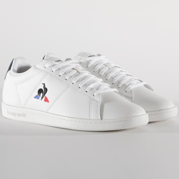 Le Coq Sportif - Baskets Courtset 2020157 Optical White Dress Blue
