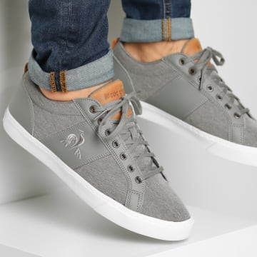 Le Coq Sportif - Baskets Verdon Classic Grey Denim