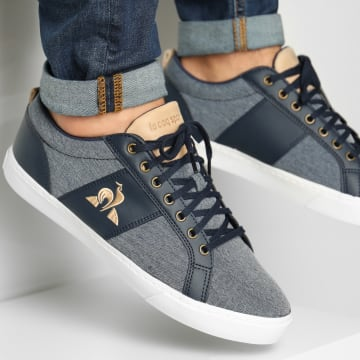 Le Coq Sportif - Baskets Verdon Classic Dress Blue