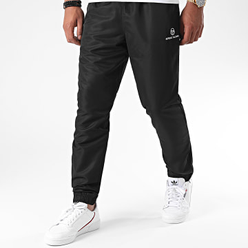 Sergio Tacchini - Pantalon Jogging Carson Slim 38718 Noir