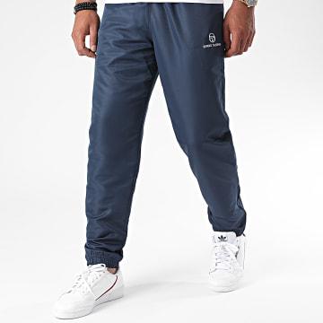 Sergio Tacchini - Pantalon Jogging Carson Slim 38718 Bleu Marine