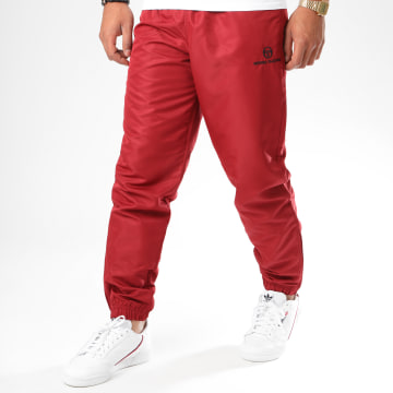 Sergio Tacchini - Pantalon Jogging Carson Slim 38718 Bordeaux