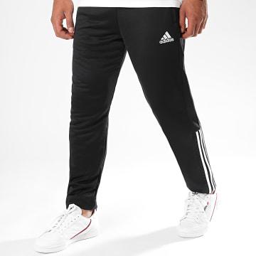 Adidas Performance - Pantalon Jogging A Bandes Regi18 PES CZ8634 Noir