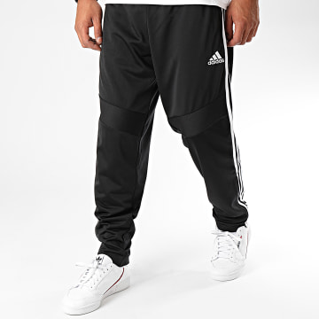 Adidas Performance - Pantalon Jogging A Bandes Tiro19 PES D95924 Noir