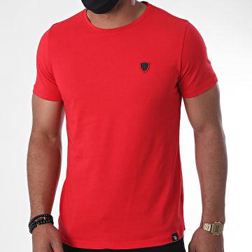 Classic Series - Tee Shirt 2962 Rouge