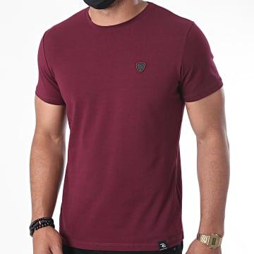 Classic Series - Tee Shirt 2962 Bordeaux