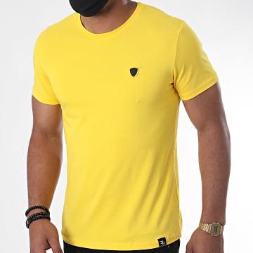 Classic Series - Tee Shirt 2962 Jaune