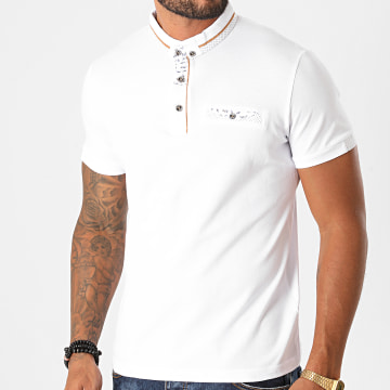 Classic Series - Polo Manches Courtes 2918 Blanc